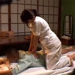 【でも最後は和姦に】「ひいぃ!お客さん!困りますうぅ!」欲情した男性客に襲われる熟女マッサージ師!