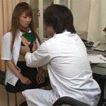【医療行為だから】産婦人科にやってきたJK、医者に手マンでイカされる・・・【仕方ないね】