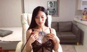 【ライブチャット】SMの女王様みたいな風貌のタトゥーだらけな黒髪女性のエロ配信