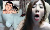 【ライブチャット】くそみそテクニックの阿部さんみたいなアヘ顔晒してオナる韓国の女の子