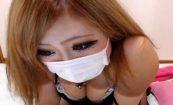 【ライブチャット】泣きボクロがくっそセクシーな巨乳ギャルのエロ放送!
