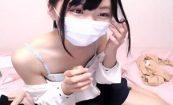 【ライブチャット】滅茶苦茶可愛い制服美少女によるエロ配信!