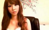 【ライブチャットエロ動画】エキゾチックな顔立ちの女の子によるエロ配信