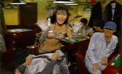 【伝説の放送事故】チチダス美々が生放送中に衣装が壊れて股間丸出しに!!!!(ロバの耳そうじ)